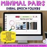 Digital Speech Folders for Phonology BUNDLE