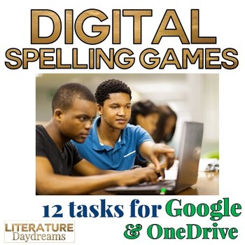 Digital Spelling Activities