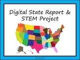 Digital State Report & STEM Project Bundle