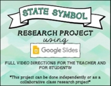 Digital State Symbol Research Project (Options for all 50 States)