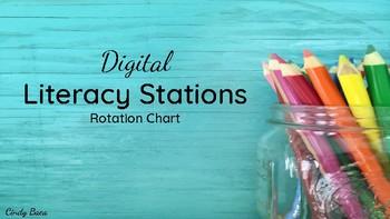 Digital Station Rotation Charts- Google Doc