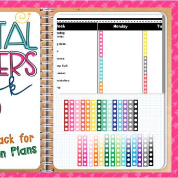 Digital Sticker Book 2 Extension Pack