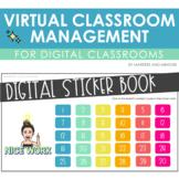 Digital Sticker Book (Distance Learning Classroom Management)