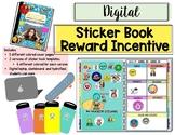 Digital Sticker Book Reward System