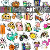 Digital Sticker Bundle   Distance Learning