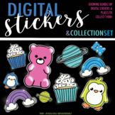 Digital Sticker/Clip Art Collection
