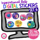 Digital Rewards Stickers Set 6 Distance Learning | Google