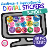 Kindness Digital Stickers BUNDLE | Google Slides | Google