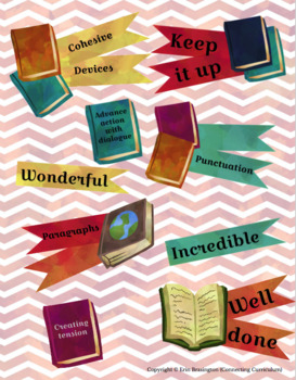 Digital Stickers for English Assessment