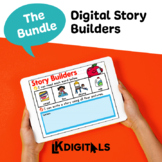 Digital Story Builders | Google Slides™ & Seesaw™