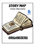 Digital Story Maps Templates (Editable on Google Docs)