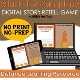Story Retell - Digital Speech Therapy