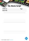 Digital Story Telling & HUE- My Movie Script