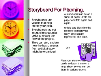 Digital Storytelling