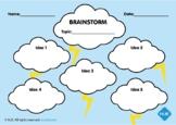 Digital Story Telling & HUE- Brainstorm Worksheet