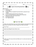 Digital Storytelling Planning Handout