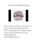 Digital Storytelling: Tell Your Story!