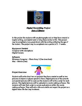 Digital Storytelling in the Elementary Classroom