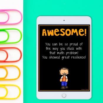 Digital Student Feedback Slides Templates