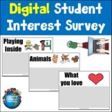 Digital Student Interest Survey