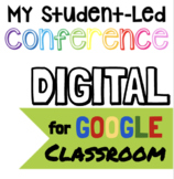 Digital Student Led Conferences