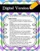 Digital Student Portfolio Learning Log