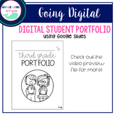 Digital Student Portfolio (with Google Slides)