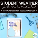 Digital Student Weather Journals - Distance Learning