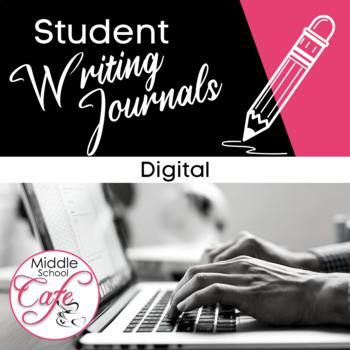 Digital Student Writing Journals