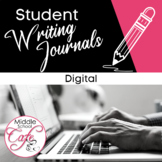 Digital Student Writing Journals