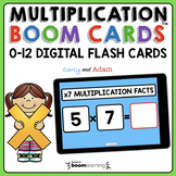 Multiplication Boom Cards