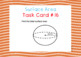 Digital Surface Area Task Cards for use w Google Slides or PowerPoint