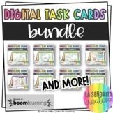 Digital Task Card Activity Bundle | BOOM Cards | Distance