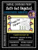 INTERACTIVE Digital Task Card Center: 1 Game with 4 Ways t