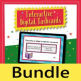 Digital Task Cards, Boom Cards: BUNDLE