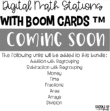 Digital Task Cards | Boom Learning Cards™ | Place Holder