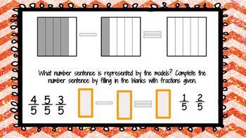 Digital Task Cards: Fractions for Google Classroom