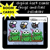 Counting Syllables Phonemic Awareness Frog Activity-Boom C