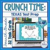 Digital Task Cards Google Drive Paperless 4th Gr Math Measuring Angles Test Prep