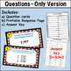 Digital Task Cards - Rounding to Tens, Hundreds, & Thousands