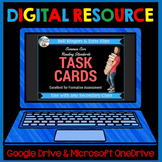 Digital Task Cards for Common Core Reading Standards