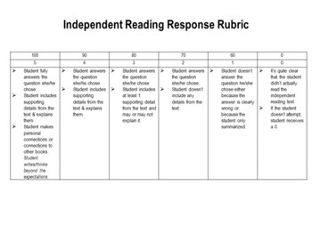 Digital Task Cards for Independent Reading: Non-Fiction Set (Google Drive)