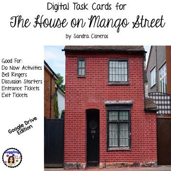 Digital Task Cards for The House on Mango Street (Google Drive Edition)