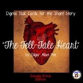 "Digital Task Cards for ""The Tell-Tale Heart"" by Edgar Allan Poe (Google Drive)"