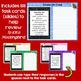 Digital Task Cards for To Kill a Mockingbird by Harper Lee