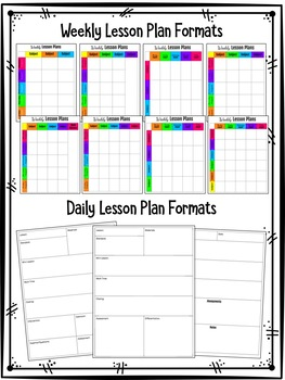Digital Teacher Binder