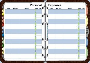 Digital Teacher Planner - 2018/19 First Half-Term (Interactive) - Sample Version