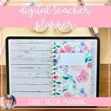 Digital Teacher Planner | Tablet + iPad Planner
