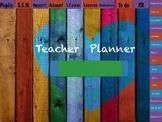 Digital Teacher Planner - Go Paperfree! Add to Goodnotes app.