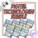 Digital Technologies Australian Curriculum Bundle
